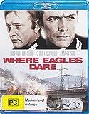 Where Eagles Dare Blu-ray