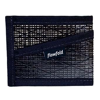 Flowfold Slim Three Pocket Card Sleeve Wallet
