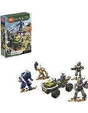 Mega Construx GNB40 - Mega Construx HALO Infinite Mongoose Hunt, zabawka od 8 lat