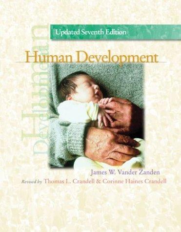 Human Development 7e Update
