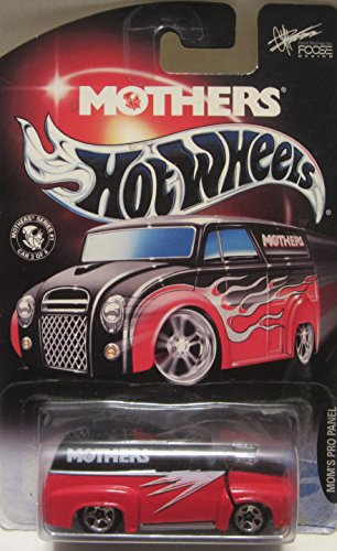 1956 Panel - Hot Wheels 2003 Mothers Wax Chip Foose Design Moms Pro Panel / 1956 Ford F-100 Die Cast