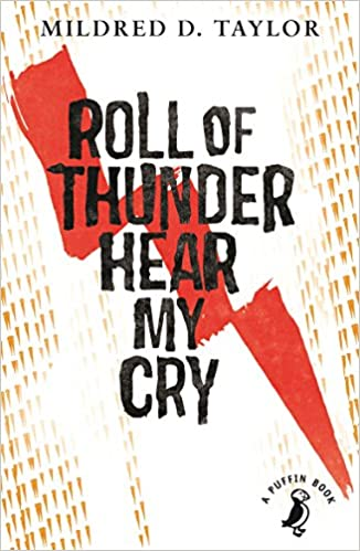 Image result for roll of thunder hear my cry book cover