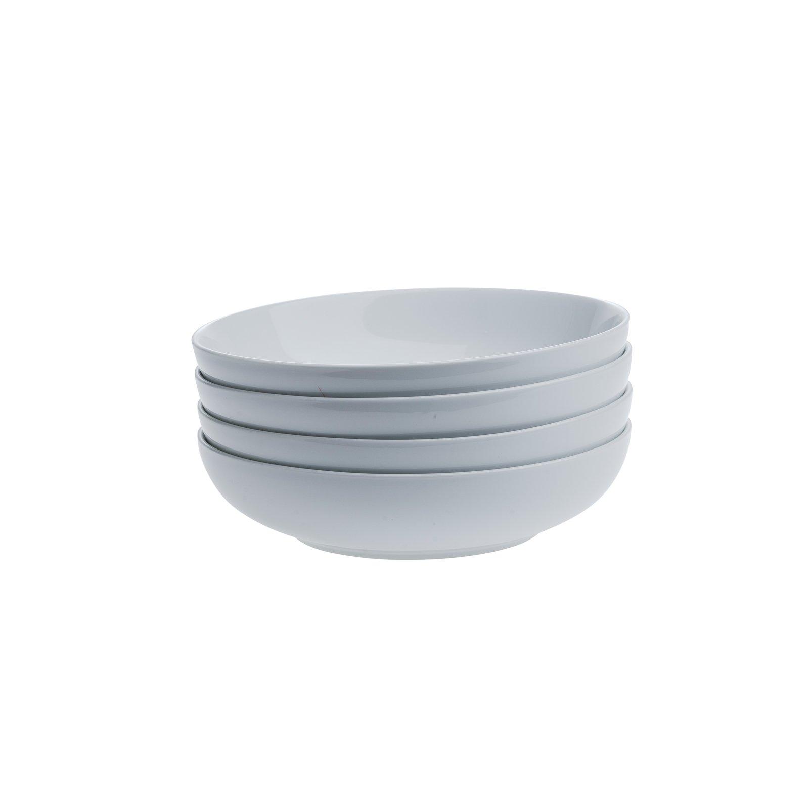 4pk 8.25'' Round Rim Dinner Bowl - Denmark