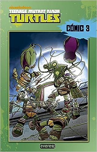 Tortugas Ninja. Cómic 3 (Cómics Ninja): Amazon.es ...