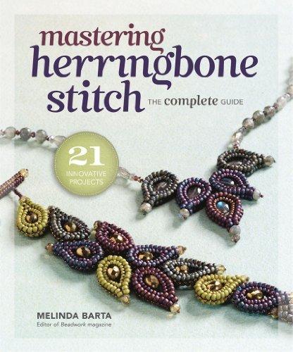 (Mastering Herringbone Stitch: The Complete)