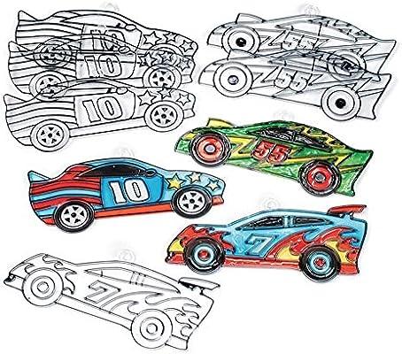 Race Car Sun Catchers S/&S WORLDWIDE P1130018