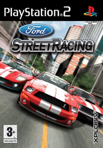 Ford Street Racing (PS2) ()