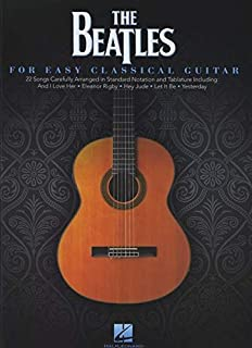LARRY BEEKMAN BEATLES FOR CLASSICAL GUITAR PDF