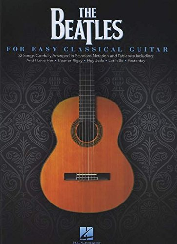The Beatles: for Easy Classical (Classical Rock Songbook)