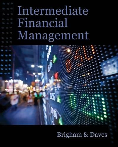 Intermediate Financial Management  With Thomson One   Business School Edition Finance 1 Year 2 Semester Printed Access Card