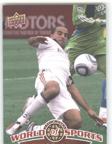 fan products of 2010 Upper Deck World of Sports Trading Card # 71 Dwayne De Rosario - Soccer Cards - Toronto FC