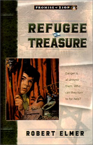 Refugee Treasure (Promise of Zion, Book 3) pdf