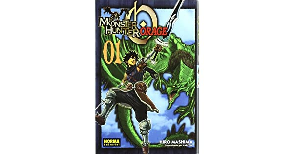 Amazon.com: Monster Hunter Orage Vol. 1 (Incluye Cofre de ...