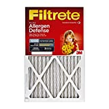 Filtrete Micro Allergen Defense HVAC Air Filter, MPR 1000, 20 x 25 x 1-Inches, 4-Pack