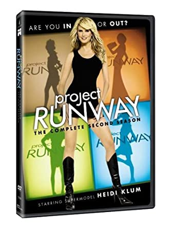 Amazoncom Project Runway The Complete Second Season