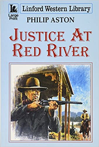 Book Justice at Red River (Linford Western)