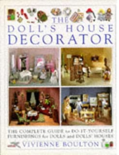 The ultimate dolls house book amazon faith eaton the dolls house decorator solutioingenieria Image collections