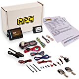 Complete Remote Start Keyless Entry Kit 2009-2010 Mercury Grand Marquis -w/Bypass Module -(2) 5 Button 1 Way Remotes