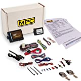 MPC Crimestopper Remote Start and Keyless Entry Package for Toyota, Scion and Lexus 2003-2010