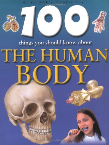 Download 100 Things You Should Know About the Human Body ebook