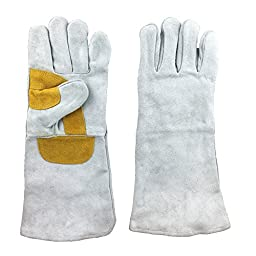 """Instapark Welding Gloves Medium Large XL MIG/STICK TIG Compatible 