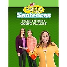 Signing Time Sentences Season 1 Episode 2