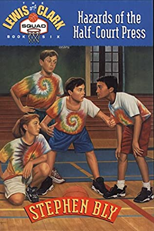 book cover of Hazards of the Half-Court Press