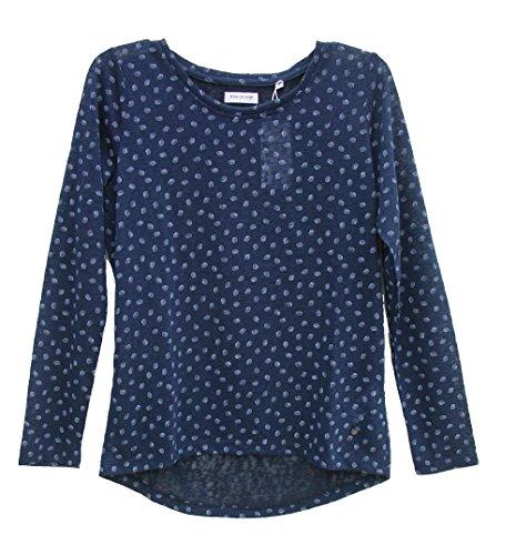 Greystone - Camiseta de manga larga - Manga Larga - para mujer Azul