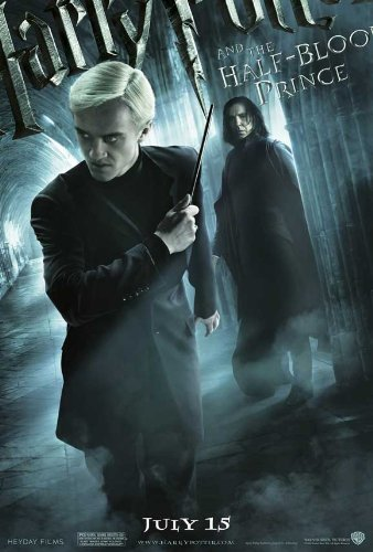 Harry Potter and the Half-Blood Prince Poster Movie S 11x17 Daniel -