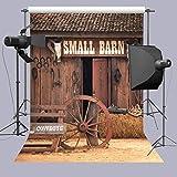 Daniu Barn Background For Baby Photo Studio Props Photography Backdrops Vinyl 5x7FT 150cm X 210cm Daniu-JP044
