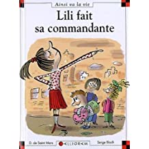 Lili fait sa commandante 88