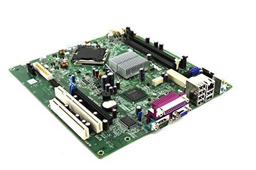 Genuine Dell Optiplex 360 System Motherboard Socket 775 0T656F T656F -