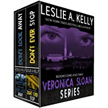 VERONICA SLOAN BOXED SET - TWO COMPLETE THRILLING SUSPENSE NOVELS!