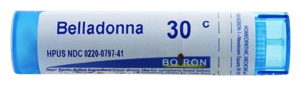 Boiron - Belladonna - 30C (80 Pellets)