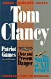 Three Complete Novels, Tom Clancy, 0399139354