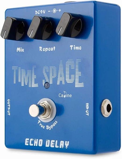 Pedal de Efecto de Guitarra Eléctrica CP-17 Tiempo Space Echo ...