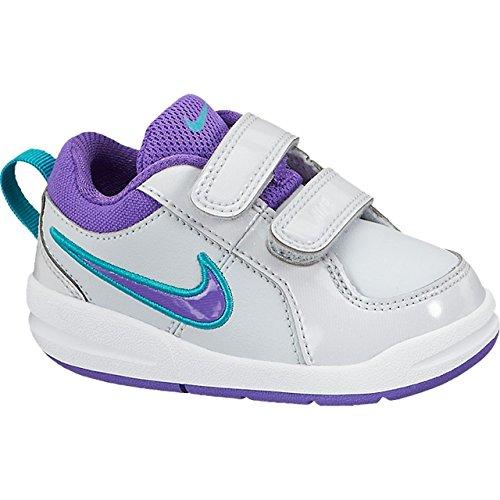 Nike - Pico 4 Tdv - Color: Bianco-Viola - Size: 21.0EU