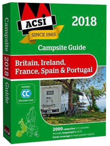 Read Online Campsite Guide 2018 2018: ACSISITE.01 pdf