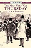The Man Who Was Thursday, G. K. Chesterton, 048642250X