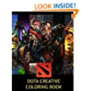 Dota Creative Coloring Book Color Activity Activities Games Steam Video