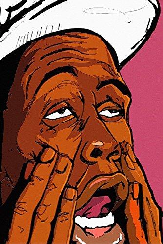 Tyler The Creator Emotions Rap Hip Hop Poster