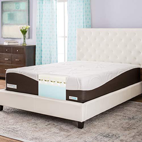 Simmons Beautyrest ComforPedic from Beautyrest 14-inch Memory Foam Mattress King