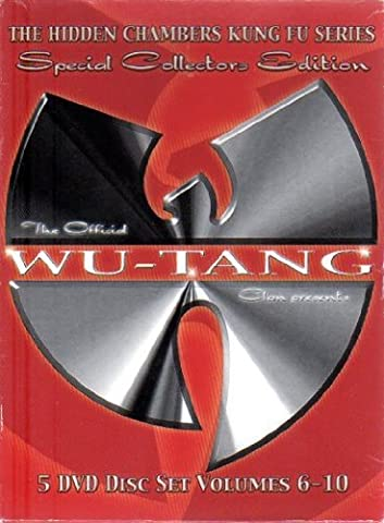 The Wu-Tang Clan: The Hidden Chambers Collection, Vol. 6-10 (Wu Tang Dvd Collections)