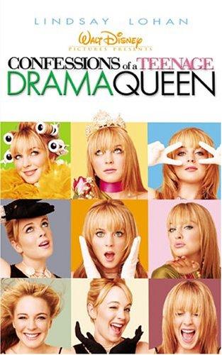 Amazon Confessions Of A Teenage Drama Queen VHS Lindsay Lohan Adam Garcia Glenne Headly Alison Pill Eli Marienthal Carol Kane Megan Fox