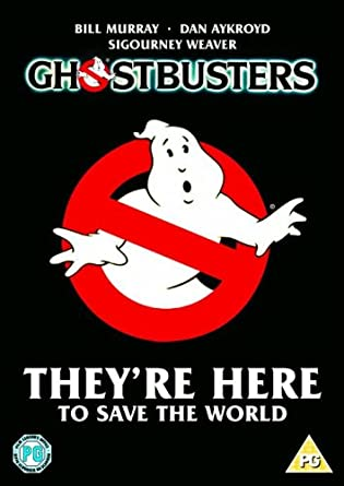 Ghostbusters Dvd 1984 Amazon Co Uk Bill Murray Dan Aykroyd Sigourney Weaver Harold Ramis Rick Moranis Timothy Carhart Ernie Hudson Annie Potts Ivan Reitman Bill Murray Dan Aykroyd Dvd Blu Ray