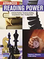 Advanced Reading Power: Extensive Reading, Vocabulary Building, Comprehension Skills, Reading Faster Front Cover