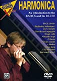 Ultimate Beginner Xpress -- Harmonica: An introduction to the basics and the blues. (DVD)