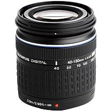 Olympus 40-150mm f/4.0-5.6 ED Zuiko Digital Lens for Olympus Digital SLR Cameras