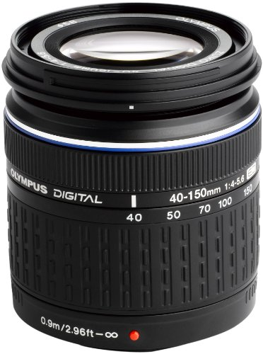 Price comparison product image Olympus 40-150mm f / 4.0-5.6 ED Zuiko Digital Lens for Olympus Digital SLR Cameras