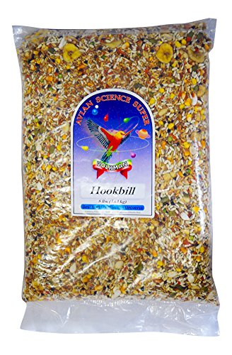 (Volkman Seed Avian Science Super Hookbill 8lb)